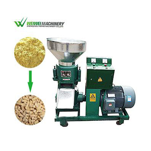 9KLP Series with direct motor/Pellet mill