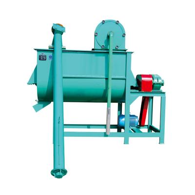9HWP series horizontal feed mixer