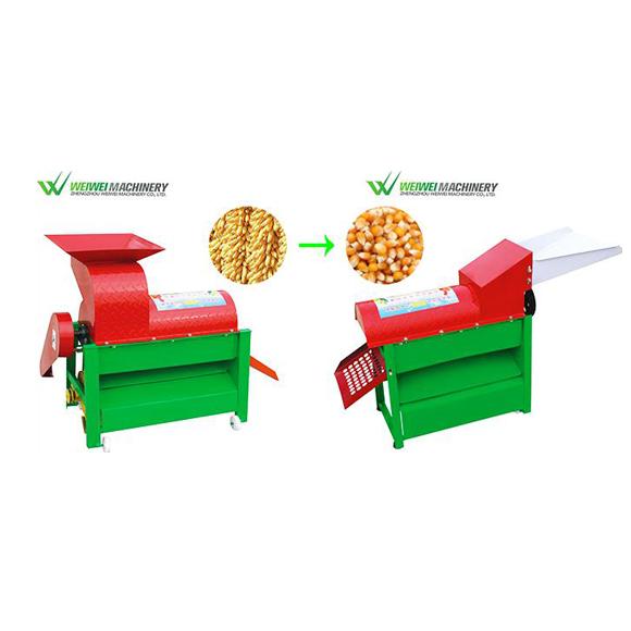 5TY-650 Corn Sheller/N-70 Huller