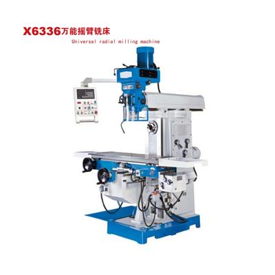 Universal radial milling machine X6336