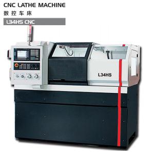 CNC LATHE MACHINE L34HS