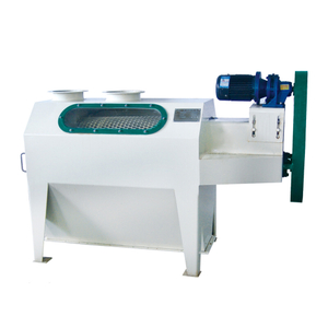 SCY series cylinder initial cleaning screen