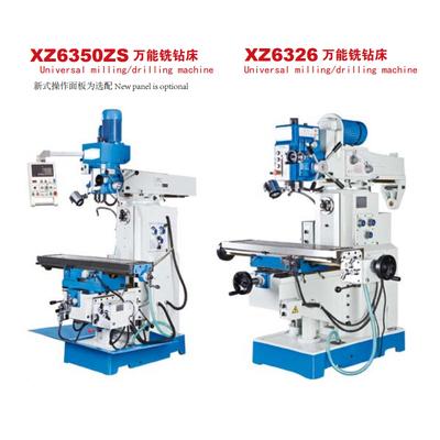 Universal milling/drilling machine XZ6350ZS/XZ6326