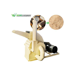 DJM Multifunctional wood grinder sawdust machine