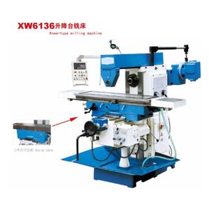 Knee-type Milling Machine XW6136