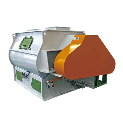SSHJ Series Double Shafts Paddle Mixer