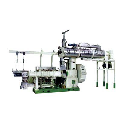 SPHS Series Aqua Feed Extruder