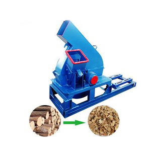 MPJ series wood chipper machine