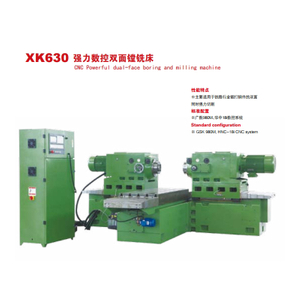 CNC Power dual-face boring and milling machine XK630